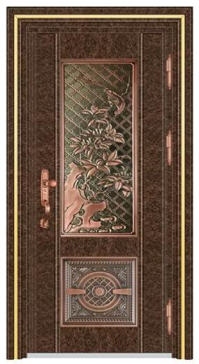 19144红古铜乱纹