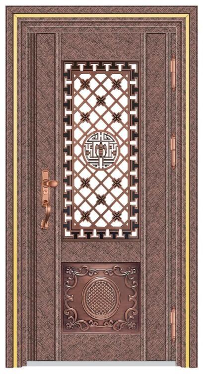 19152纳米紫铜布纹