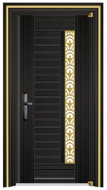 19055 8K黑钛拉丝
