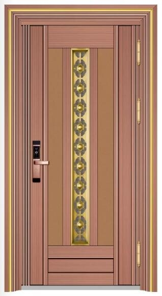 19119红古铜拉丝+宝马金