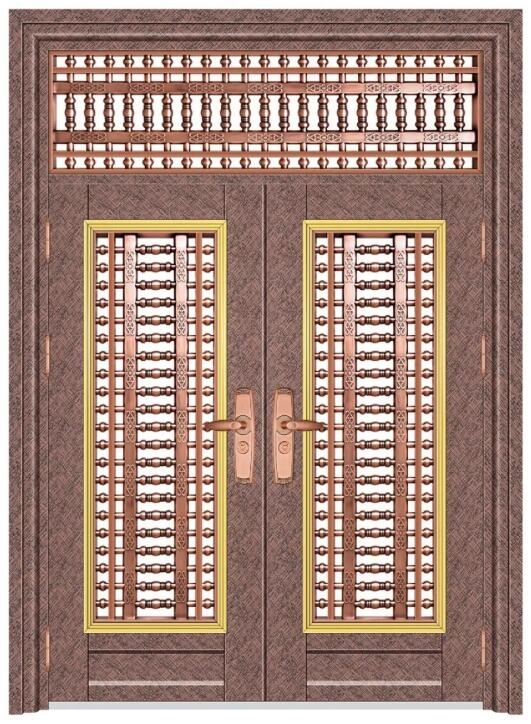 19153纳米紫铜布纹
